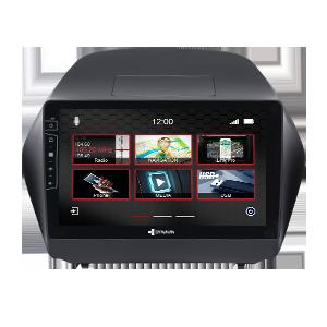 10-Zoll Navigationsgerät DX-HY-29 Pro für Hyundai IX35 2009-2015
