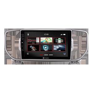 9-Zoll Navigationsgerät DIX-KA-33 Pro für Kia Sportage 2016-2018