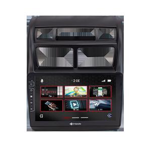 Système de navigation 9 pouces DIX-KA-108A Pro pour Kia Sportage EX SUV 2007-2009