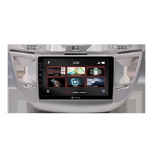 9-Zoll Navigationsgerät DIX-HY-68 Pro für Hyundai Tucson 2016-2018