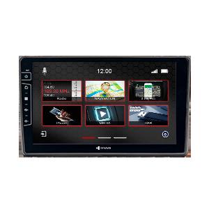 9-Zoll Navigationsgerät DIX-AU-A4 Pro für Audi A4 2006-2009