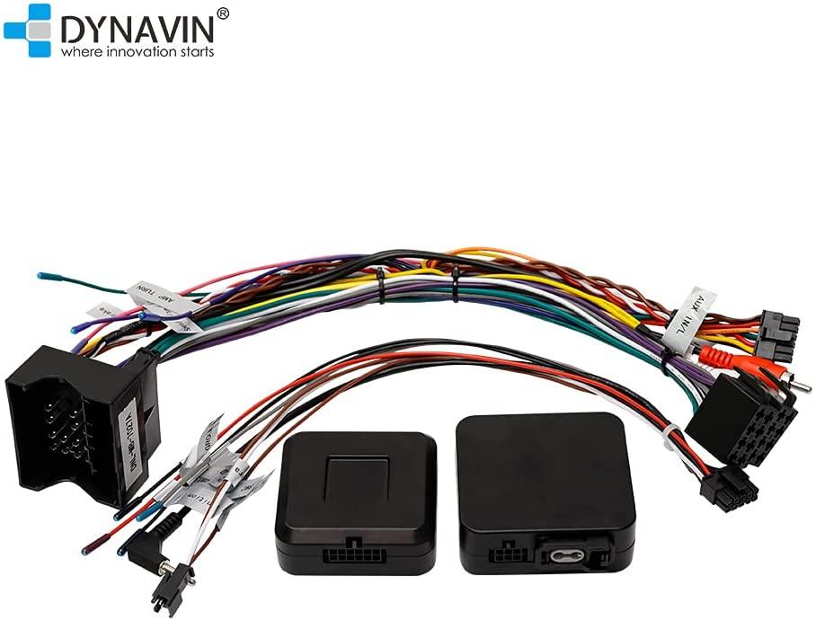 DVN-MOPC14-CAN mit Kabelstrang