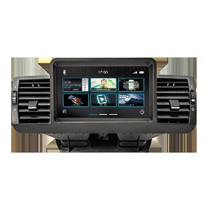Navigationsgerät N7-E87 Pro, passend für 1er BMW 2004-2014