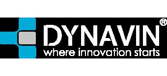 Dynavin Logo weiss