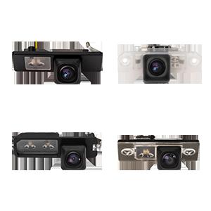 Kennzeichenleuchten-Kamera CAMPL-V000 für fast alle Seat, Skoda, Porsche und VW Modelle