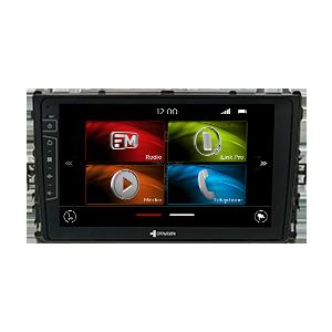 9-Zoll Navigationsgerät DIX-V-333 Flex universal für viele VW-Modelle ab 2014