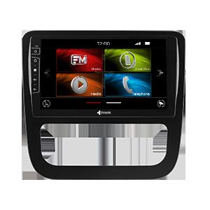 Système de navigation 9 pouces DIX-V-6B Flex pour VW Scirocco