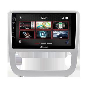 9-Zoll Navigationsgerät DIX-V-6SA Pro für VW Scirocco