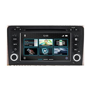 Navigationsgerät N7-A3 Pro, passend für Audi A3 8P, 8PA und 8P7