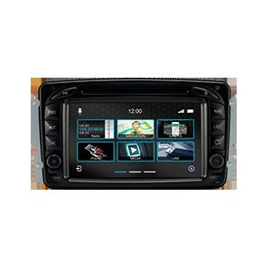 Navigationsgerät N7-MC2000 Pro, passend für Mercedes Vito, Viano, C-Klasse, CLC, CL, G-Klasse