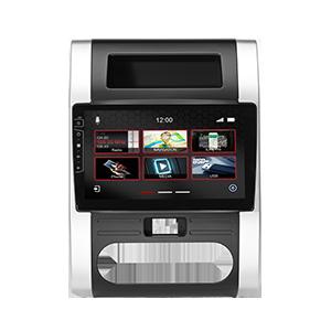 9 Zoll Navigationsgerät DIX-NI-264 Pro für Nissan Qashqai 2007-2013