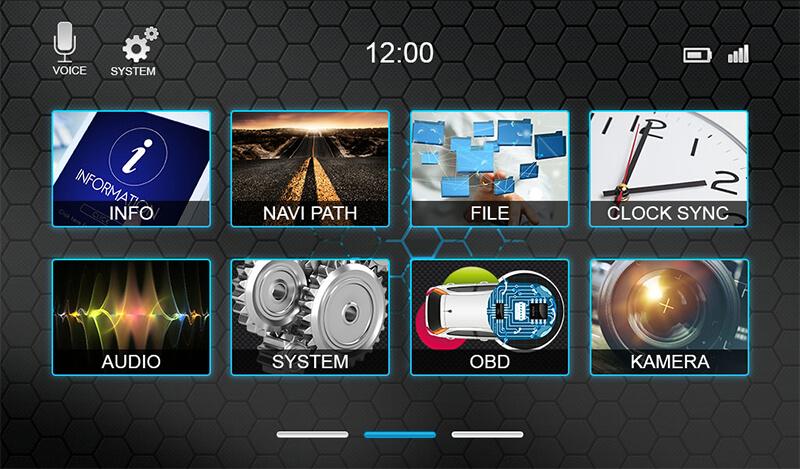N7 main menu