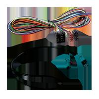 Verlängerungskabel Komplettset 5 m ISO DVN ISO6M für BMW E46 oder E39