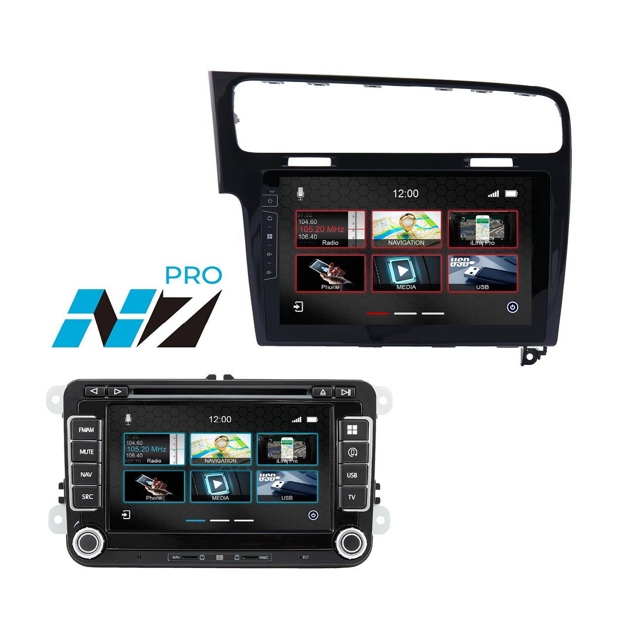 Navigationsgeräte für Car-Hifi