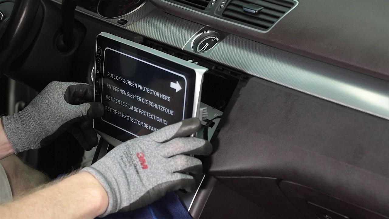 Video instructions VW Passat B6 B7